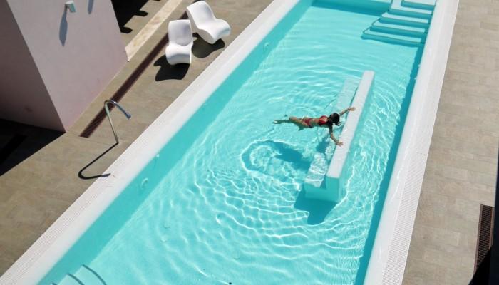 Free Beach Club piscina centro benessere