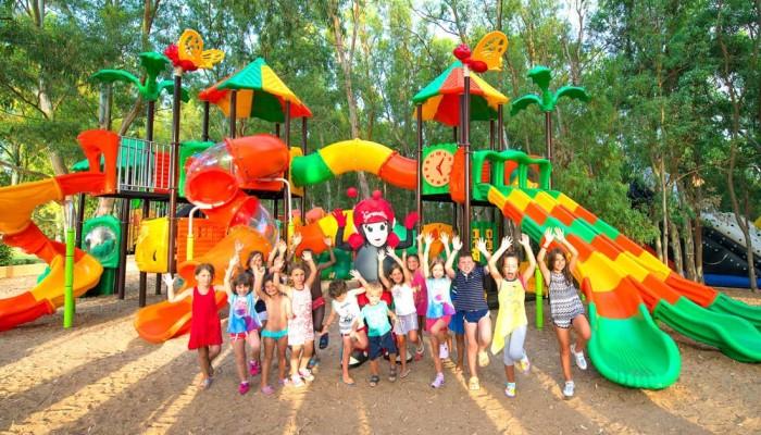 Serene Village parco giochi
