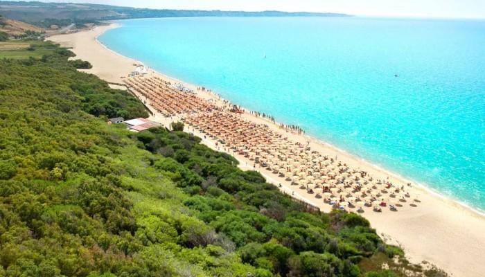 Serene Village spiaggia
