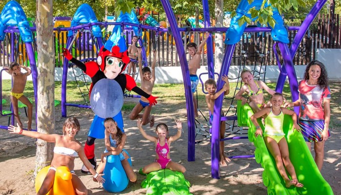 Torreserena Village giochi per bambini