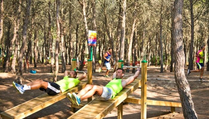 Torreserena Village sport & fitness