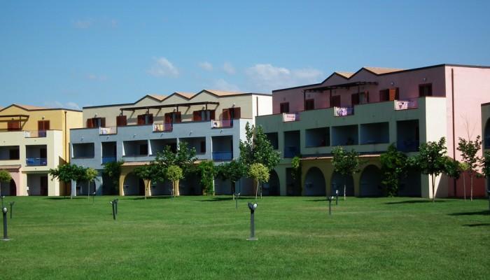 Hotel Club Portogreco vista esterni