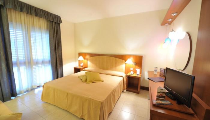 Hotel Portogreco camere