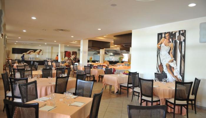 Hotel Club Portogreco ristorante