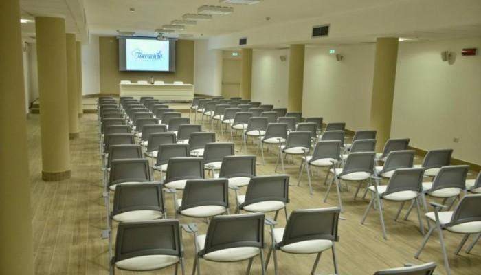 Nicolaus Club Toccacielo sala conferenza