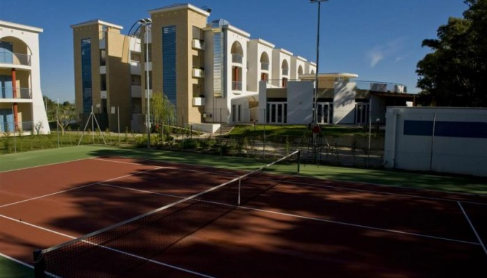 Nicolaus Club Toccacielo tennis