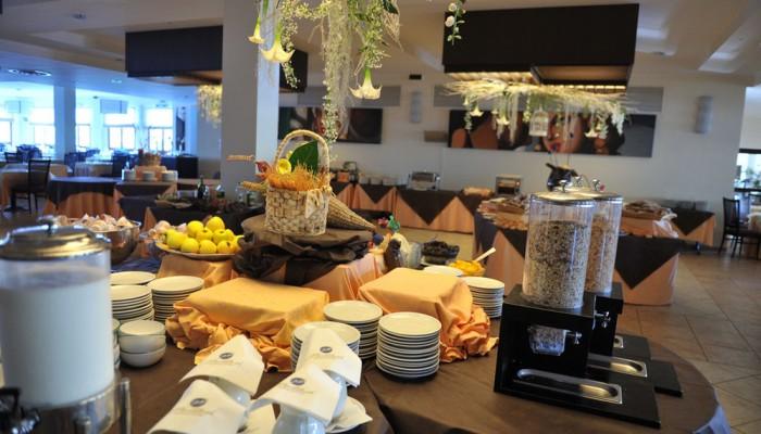Hotel Portogreco colazione