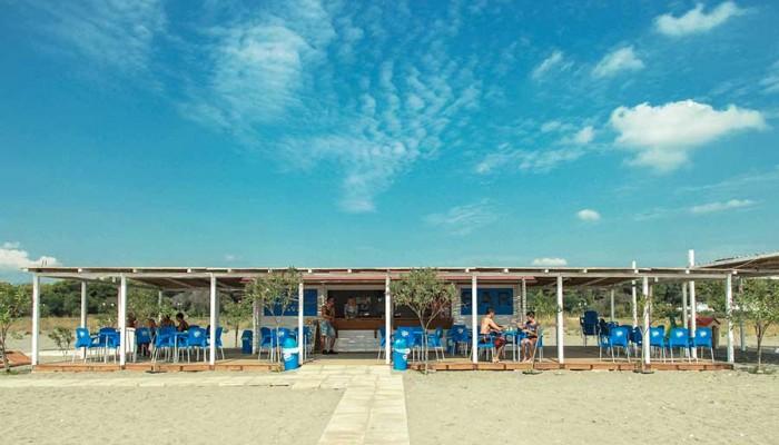 Nova Siri Village bar spiaggia