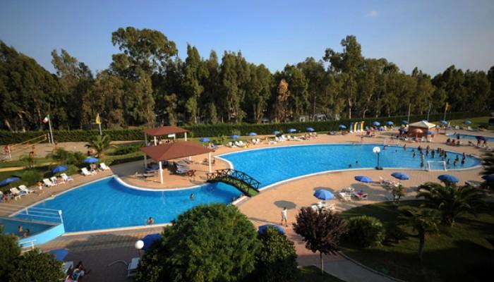 Nova Siri Village piscina vista