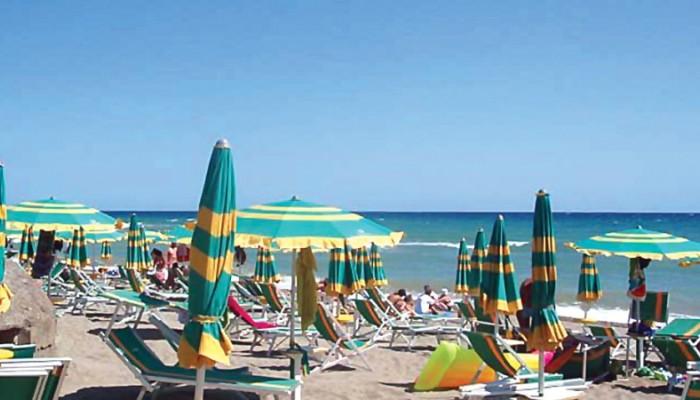 Club Esse Costa dello Jonio spiaggia