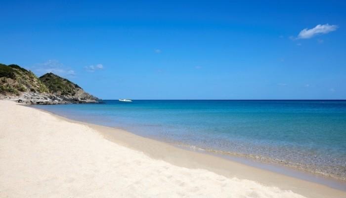 Marina Rey beach resort costa rei