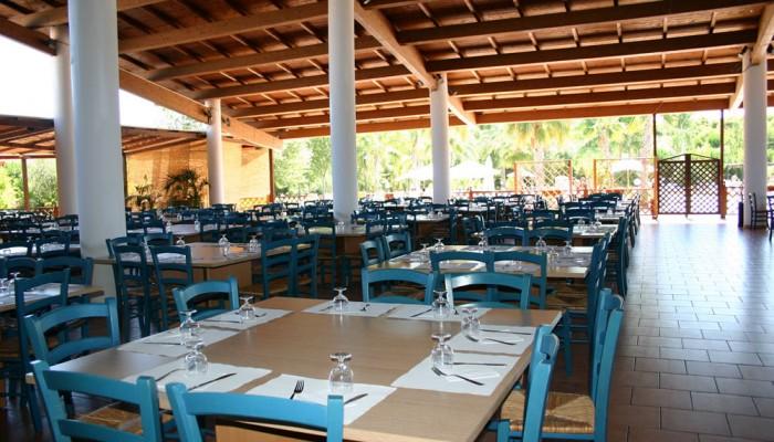 Villaggio Torre del Faro ristorante