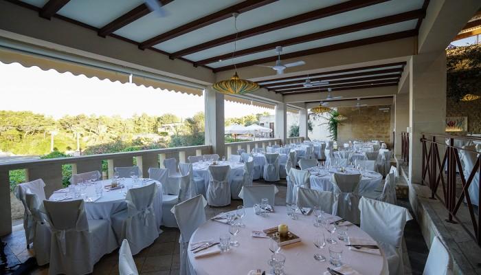 Futura style Cale d'Otranto ristorante