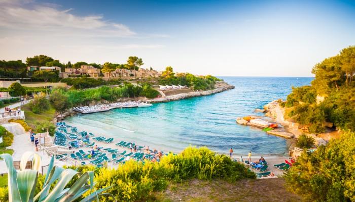 Futura style Cale d'Otranto vista mare