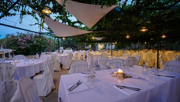 Futura style Cale d'Otranto ristorante sera