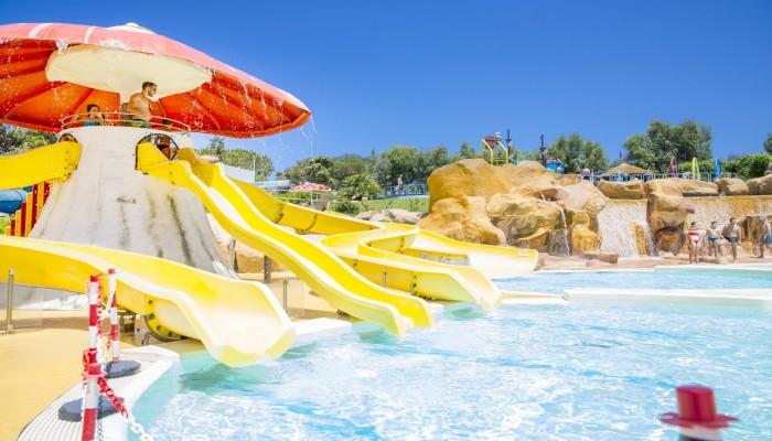 Hotel club Costa Verde acquapark