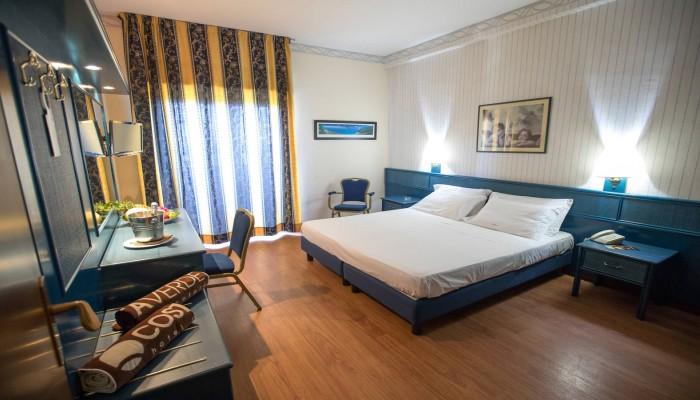 Hotel club Costa Verde camere