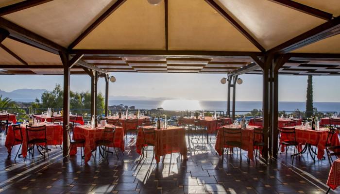 Hotel club Costa Verde ristorante