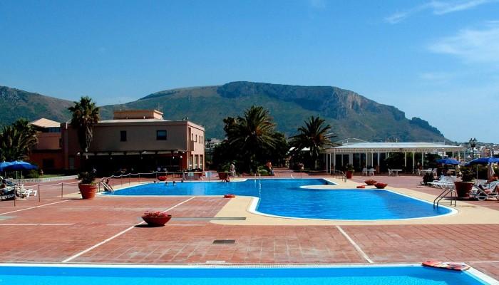 Florio Park hotel piscina