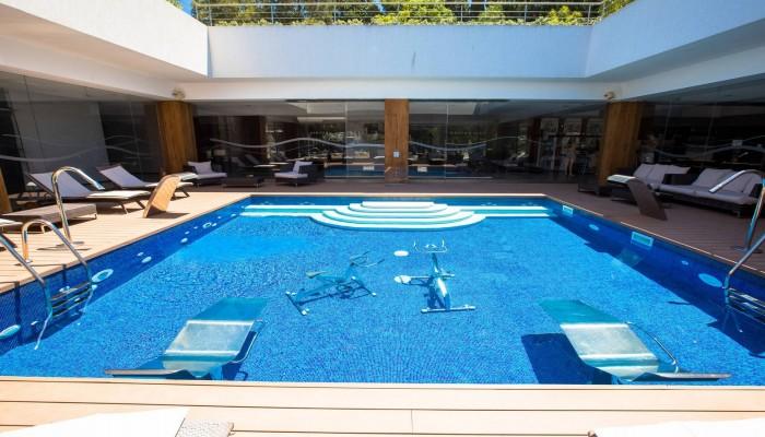 Hotel club Costa Verde centro benessere