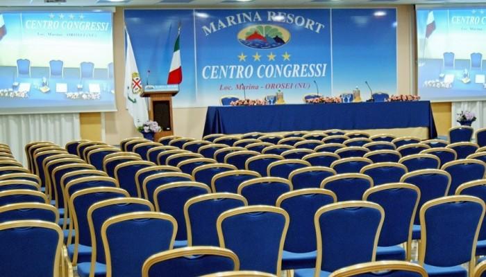 Club Hotel Marina Beach centro congressi