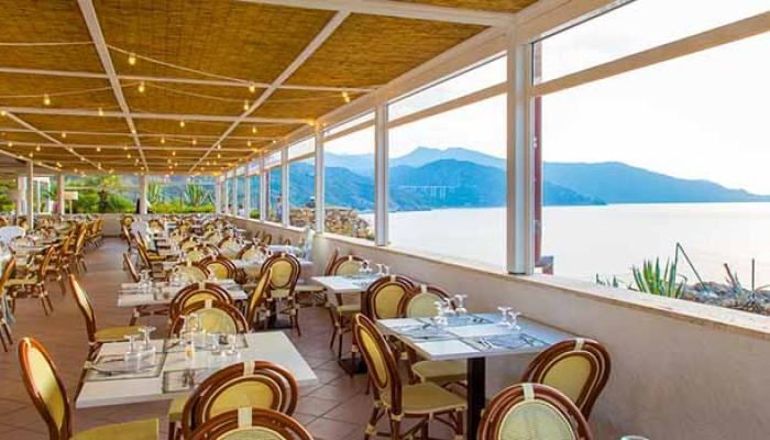 Pollina Resort ristorante