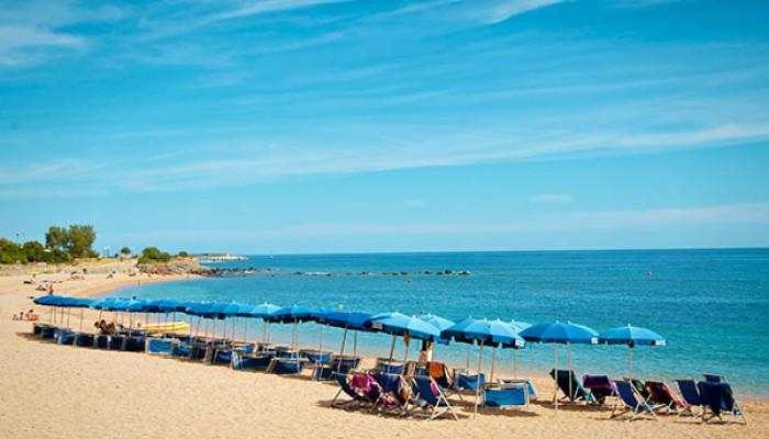 Club Esse Cala Gonone Beach Village spiaggia privata