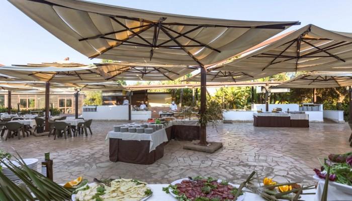 VOI Arenella Resort ristorante