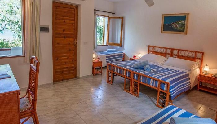 Capo Calavà Village camere