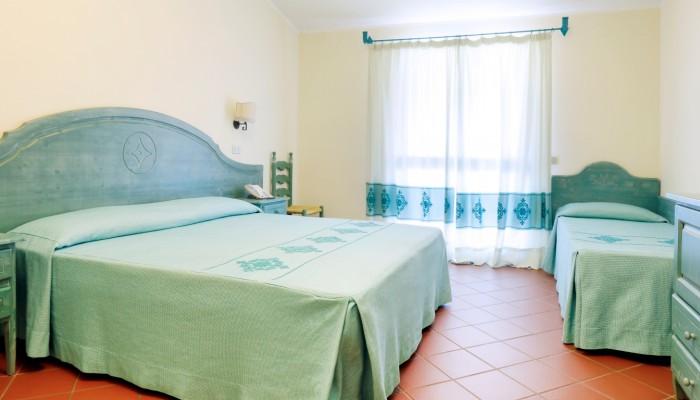 Club Hotel Baia Aranzos camere