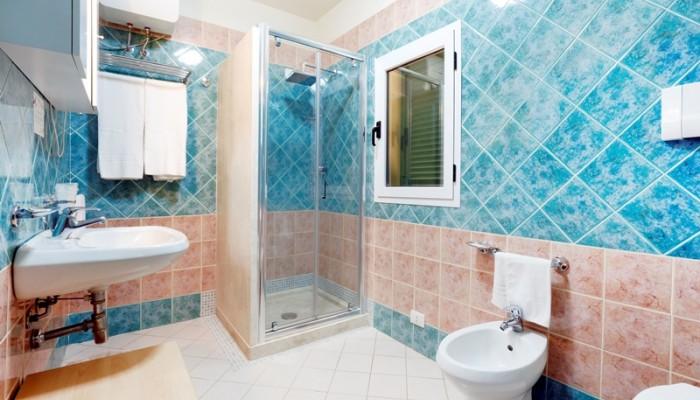 Hotel Baia Aranzos bagno
