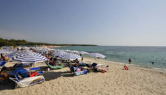 Eurovillage spiaggia