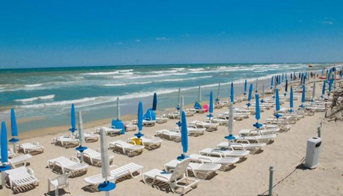 Futura Club Torre Rinalda spiaggia