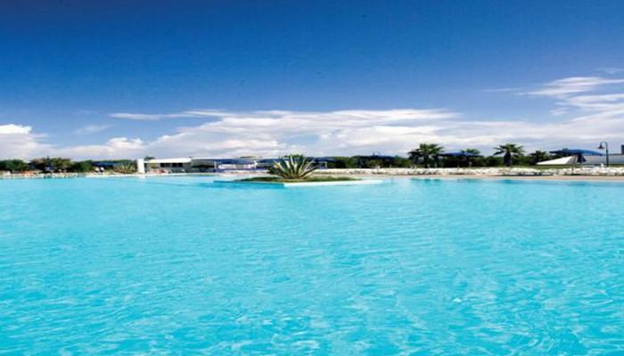 Futura Club Torre Rinalda vista piscina