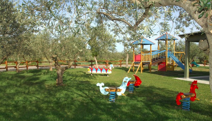 I Giardini di Cala Ginepro giochi