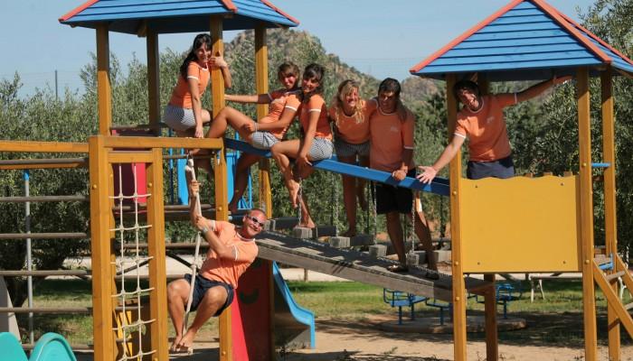 I Giardini di Cala Ginepro parco giochi