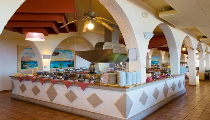 Marmorata Village cucina