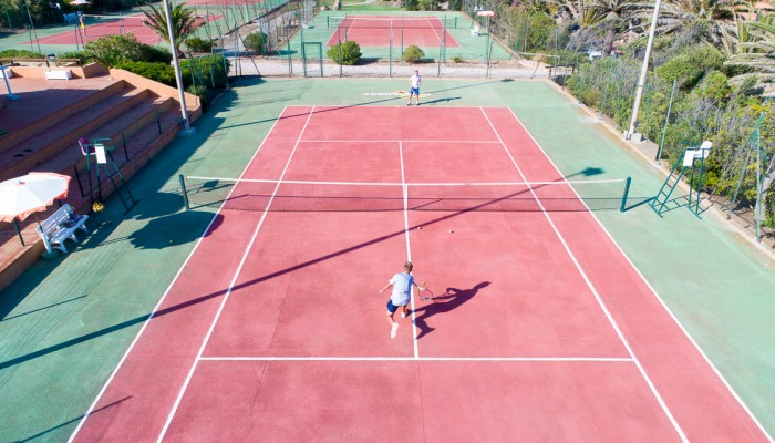 Marmorata Village tennis