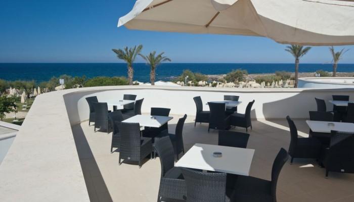Pietrablu Resort terrazza