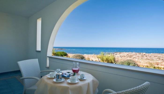 Pietrablu Resort vista mare