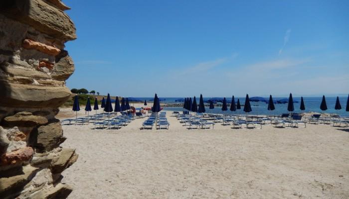 Le Tonnare spiaggia