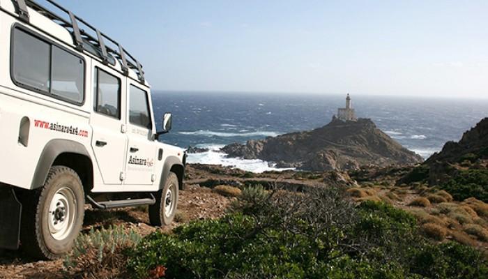 Escursioni: Asinara in Jeep 4x4