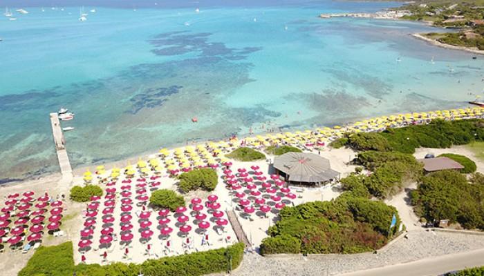 Club Esse Sporting spiaggia