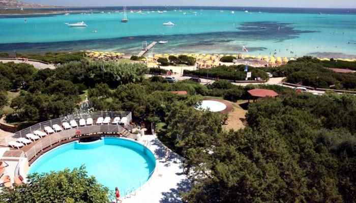 Hotel Roccaruja Sardegna