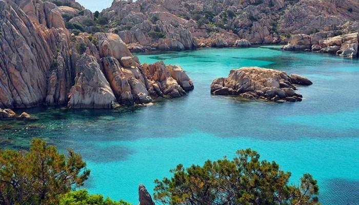 Escursioni: La Maddalena