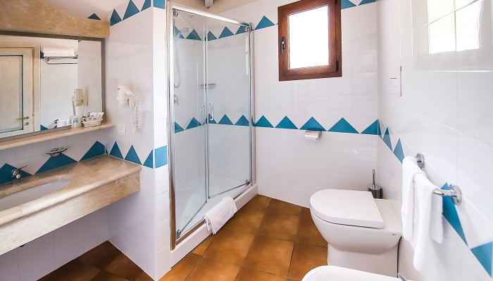 Marina Torre Navarrese Resort bagno