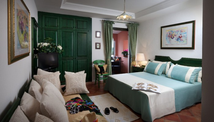 Cala Ginepro Hotel Resort camere