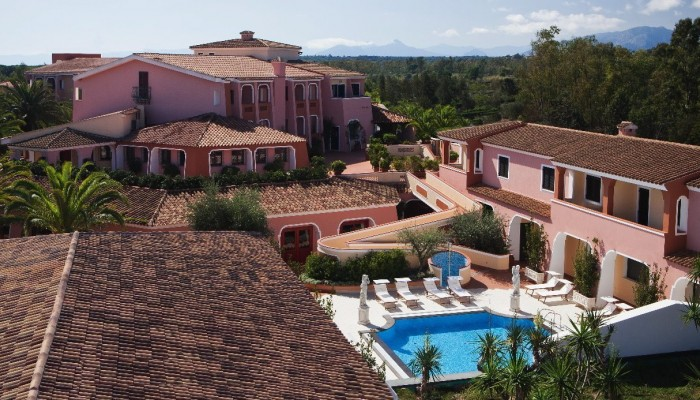 Cala Ginepro Hotel Resort golfo orosei