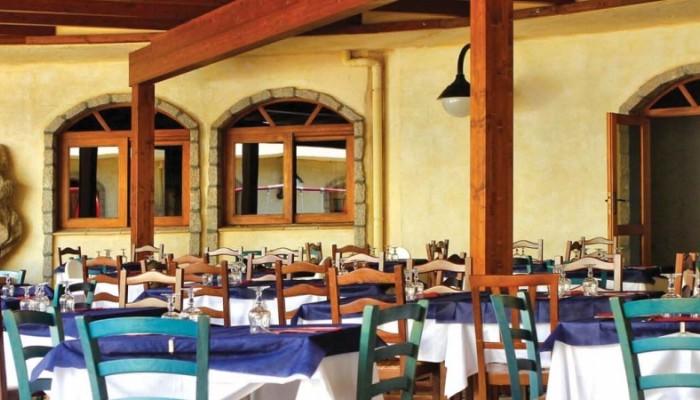 Club Esse Posada ristorante