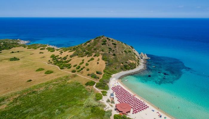 Sant'Elmo Beach